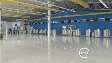 Aérea Azul suspende as linhas que opera no aeroporto de São José dos Campos, SP - Empresa, que é a única que mantinha voos comerciais na cidade, encerra as atividades depois de quatro anos.