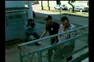 Dois suspeitos pela morte de pecuarista são presos em Bagé, RS - Eles tiveram a prisão preventiva decretada pela justiça.