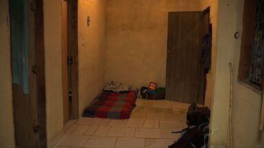 Ministério Público do Trabalho flagra alagoanos em condições precárias em Sergipe - Trabalhadores se encontravam em situação análoga a de escravo.