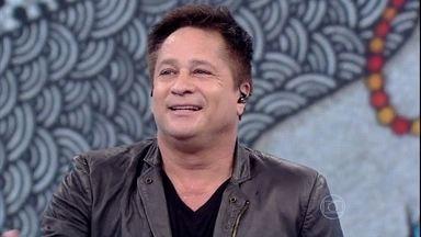 Um Sonhador e Não Aprendi Dizer Adeus levam a galera ao delírio - Leonardo relembra canções de sucesso