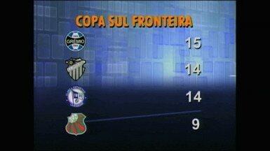 São Paulo-RS perde para Lajeadense pela Copa Sul Fronteira - Grêmio, Lajeadense, Santa Cruz e São Paulo estão classificados para próxima fase.