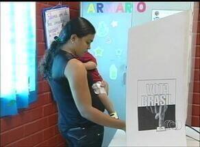 Problemas com urnas e demora nas filas marcam domingo de eleições no sul do Tocantins - Problemas com urnas e demora nas filas marcam domingo de eleições no sul do Tocantins