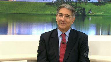 Entrevista: Fernando Pimentel (PT) fala sobre planos para governar Minas em 2015 - MGTV 1ª edição entrevistou o governador eleito no estado; veja na íntegra.
