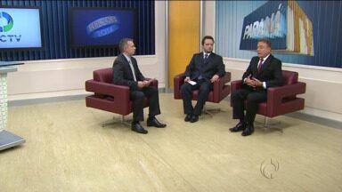 Senador reeleito Álvaro Dias participa do ParanáTV - Senador reeleito Álvaro Dias participa do ParanáTV.