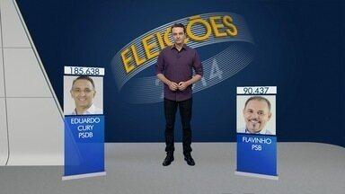 Região elege a metade dos deputados na comparação com as eleições de 2010 - Foram seis deputados estaduais na eleição anterior. Nesta, foram três. Entre os deputados federais, foram eleitos Eduardo Cury (PSDB) e o estreante Flavinho (PSB).