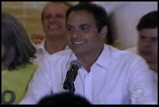 Armando Monterio fala sobre resultado das eleições - O candidato do PTB perdeu no primeiro turno para Paulo Câmara.