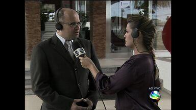 Marcelo Gerard faz avaliação da apuração das urnas nas eleições - Marcelo Gerard faz avaliação da apuração das urnas nas eleições