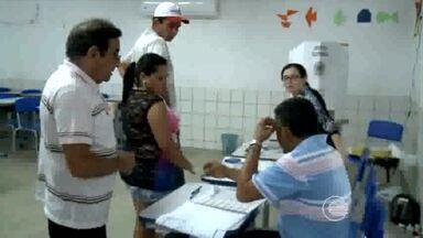 Eleições no Piauí foram marcadas por problemas técnicos e atraso na finalização - Eleições no Piauí foram marcadas por problemas técnicos e atraso na finalização