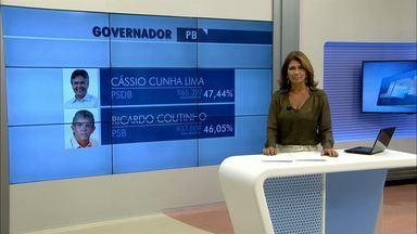 JPB2JP: Candidatos que vão disputar segundo turno falam da votação recebida - Cássio Cunha Lima (PSDB) e Ricardo Coutinho (PSB) também falam da expectativa para esta segunda e decisiva etapa.