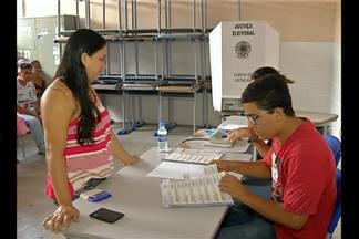 TRE avalia positivamente o processo de votação - TRE avalia positivamente o processo de votação.