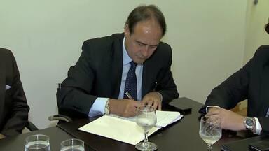 Juiz de Fora terá centro de importação e distribuição da Fiat - Obras começam neste mês e o início da operação está previsto para janeiro de 2015. Município deve ter arrecadação anual entre R$ 4 milhões e R$ 5 milhões.