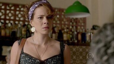Cristina e José Alfredo constatam que Cora é culpada pela falsificação do exame de DNA - Maria Marta decide procurar Téo