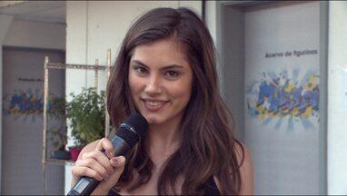 Dê o play! Bruna Hamú dá dicas para quem vai atuar - Vai enviar seu vídeo para você em Malhação? Se liga na dica da Bruna!