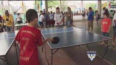 Tribuna Kids é atração para a criançada de Santos, SP - Evento é um dos mais esperados da Semana da Criança, e completa 21 anos de realização.