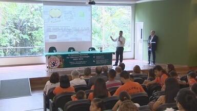 Semana Nacional de Ciência e Tecnologia tem início no Amazonas - Abertura foi realizada no prédio da ciência do Inpa, Zona Centro-Sul de Manaus.