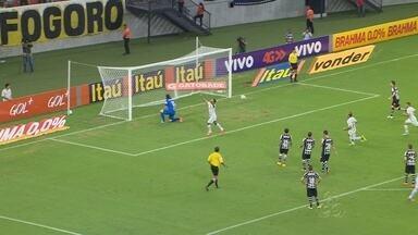 Botafogo vence Corinthians em Manaus - Times se enfrentaram na 28ª rodada do Campeonato Brasileiro.