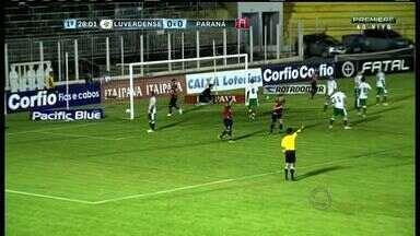Técnico do Luverdense é demitido após derrota em casa para o Paraná - Técnico do Luverdense é demitido após derrota em casa para o Paraná.