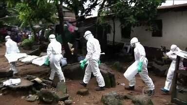 Nigéria está livre do ebola - A Nigéria é o segundo país declarado pela OMS a combater a doença. O primeiro foi o Senegal, na sexta-feira (17).
