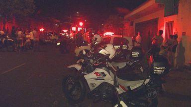 Estudante é assassinado no caminho da escola em Ribeirão Preto - Jovem levou um tiro na cabeça no bairro Alexandre Balbo.