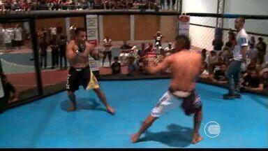 Lutas alucinantes para todos os públicos e idades no Piauí Fight Gladiators - Lutas alucinantes para todos os públicos e idades no Piauí Fight Gladiators que aconteceu neste fim de semana em Teresina