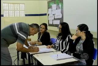 Eleitores de Petrolina foram à urnas para eleger o presidente da república - A votação na cidade foi considerada tranquila.