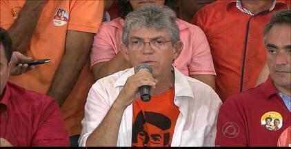 Ricardo Coutinho e reeleito governador da Paraíba - Veja os números da votação do governador.