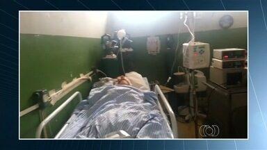 Hospitais descumpre medidas de transferência de pacientes para UTI em 24 horas, em Goiânia - Unidades de saúde da capital mantêm o improviso em alguns casos de pacientes em estado grave.
