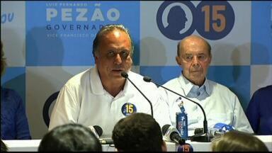Prefeitos do sul do Rio comentam reeleição do governador Luiz Fernando Pezão - Moradores e lideranças políticas também comentaram sobre vitória do candidato do PMDB.