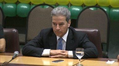 Justiça autoriza a transferência do ex-senador Luiz Estevão de SP para Brasília - Luiz Estevão deve ser transferido ainda esta semana e vai pagar as despesas da mudança para o Complexo da Papuda.
