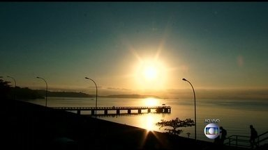 Dia será de temperaturas amenas - A temperatura máxima será de 29ºC, na Zona Norte.
