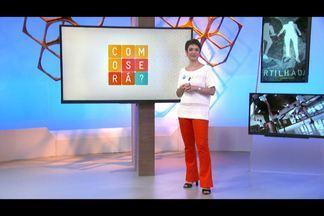 Confira as atrações do Como Será? do dia 01/11/2014 - Sandra Annenberg apresenta o programa