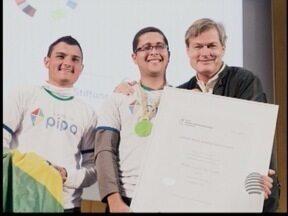Projeto social premiado é destaque no 'Entre Nós' - Família Pipa recebeu congratulações na Alemanha.