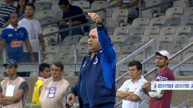 Para voltar a aumentar vantagem, Cruzeiro espera vencer os próximos confrontos em casa - Após sequência ruim, vantagem na liderança diminuiu