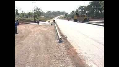 Em Santarém, Avenida Fernando Guilhon passa por duplicação - Segundo prefeitura, obras deverão ser concluídas até o fim do ano.