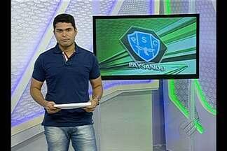 Veja o Globo Esporte Pará desta sexta-feira (31) - Edição do dia 31 de outubro de 2014 tem entrevista com Dewson Fernando, árbitro Fifa, treino do Paysandu e a bela história de um torcedor bicolor.