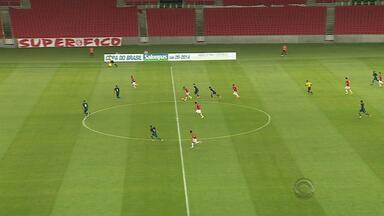 Inter vence o Goiás no Sub-20 da Copa do Brasil - Time colorado venceu por 1 a 0.