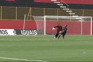 Vitória tenta repetir a dose e vencer o Grêmio no sábado - Partida vale pelo Brasileirão e o Rubro-Negro precisa ganhar para se manter fora da zona de rebaixamento.
