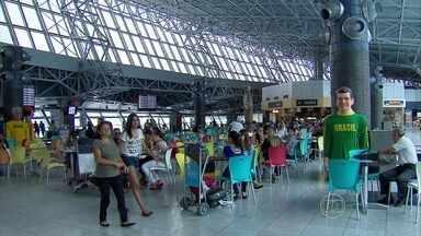 Aeroporto do Recife recebe melhor nota em pesquisa nacional - Levantamento foi feito pela Secretaria de Aviação Civil (SAC).