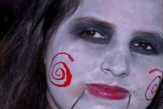 Festas de Halloween caem no gosto dos moradores do Alto Tietê - A data é comemorada no dia 31 de outubro.