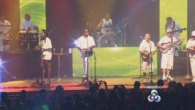 Ases do pagode se apresenta no Studio 5 em Manaus - Show está programado para acontecer neste sábado (1).