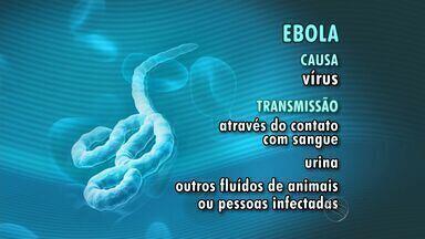 Caso de Ebola é descartado em Sergipe - Caso de Ebola é descartado em Sergipe.