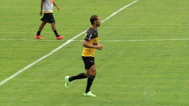 Pelo Brasileiro, jogadores do Atlético-MG se preparam para jogo contra o Palmeiras - Após partida difícil contra o Flamengo pela Copa do Brasil, a equipe teve pouco tempo para descanso.