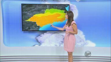 Confira a previsão do tempo para a região de São Carlos nesta terça-feira (11) - Confira a previsão do tempo para a região de São Carlos nesta terça-feira (11)