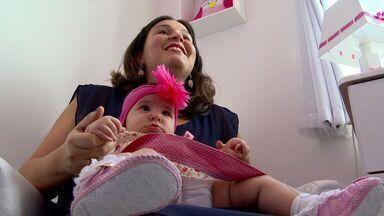 Mulheres estão optando por ter filhos cada vez mais tarde, diz estudo - Hábitos fazem parte de conjuntos de mudanças na vida da população. Resultados fazem parte do Estudo Brasil, divulgado pelo Ministério da Saúde.