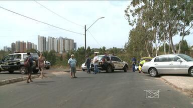 Homem é assassinado próximo a sede de paróquia do Renascença, em São Luís - Polícia suspeita de um possível acerto de contas.