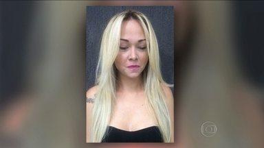 Polícia investiga mais uma mulher suspeita de ter feito aplicação de hidrogel ilegalmente - A delegada responsável pelas investigações descobriu que uma falsa médica do Rio ia para Goiânia aplicar o hidrogel.