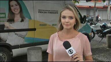 Procon realiza ação nesta sexta-feira, em Fortaleza - Atendimento acontece na Praça do Ferreira.