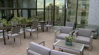Setor hoteleiro em BH tem ocupação abaixo da média após Copa do Mundo - Segmento reclama da falta de espaços para grandes eventos