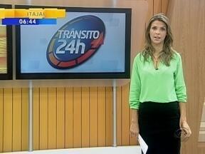 Trânsito de Florianópolis muda devido jogo na Ressacada nesta terça (18) - Trânsito de Florianópolis muda devido jogo na Ressacada nesta terça (18)