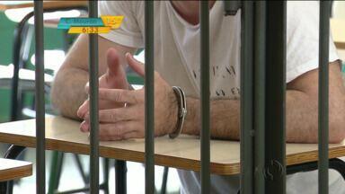 Defensores públicos participam de mutirão em Foz do Iguaçu - Eles estão ouvindo detentos dos presídios de Foz do Iguaçu e região.